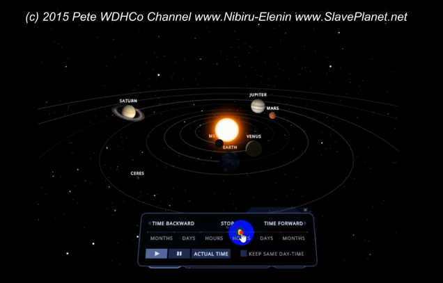 Nibiru Planet X by SUN Photographers Filmers Please Watch This