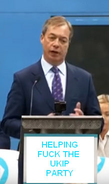 Mr BIG Nigel FARAGE Sell Out Turd Traitor to the People UK Treasonous accomplice in Pictures This VIDEO shows the reality