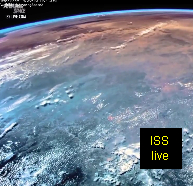 ISS Live Earth Camera FEED