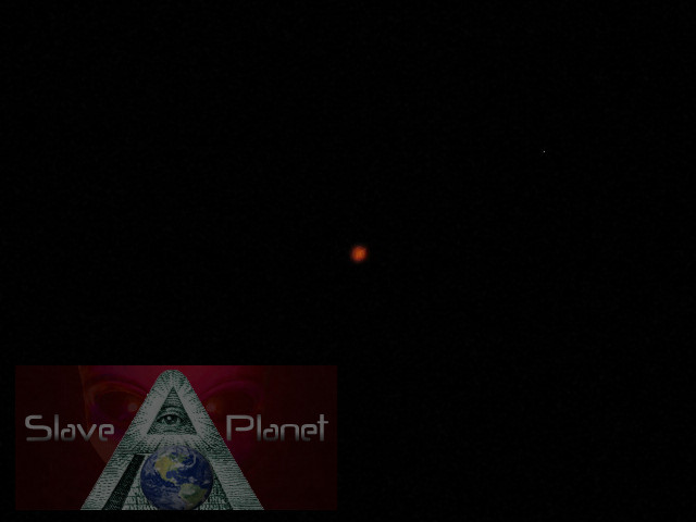 Nibiru - 2nd Sun ORBIT - CONFIRMATION Beckys Dragon 2nd Capture RED signs