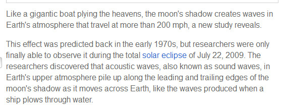 Moon Wave Explained and Hologram Stupid theory put in its place