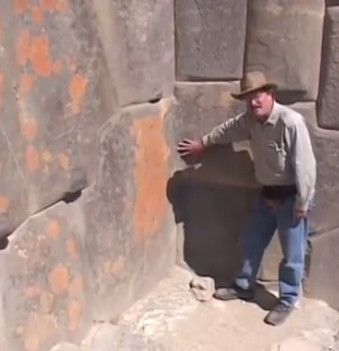 South American archeology with evidence of advanced ancient technology thousands of years old