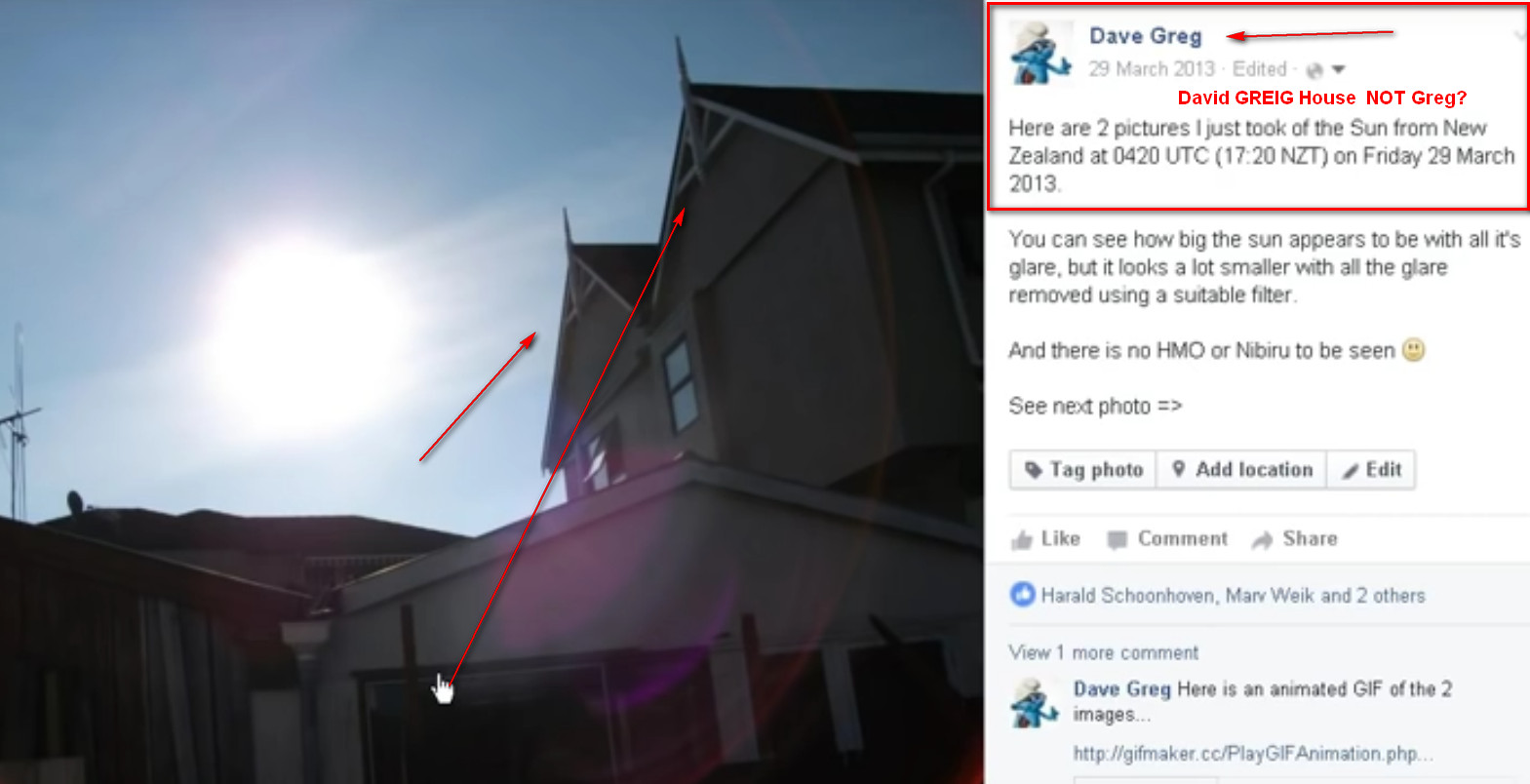 Peter Kuske attacked by David Greig aka dazzathecameraman Tauranga DEMON clues